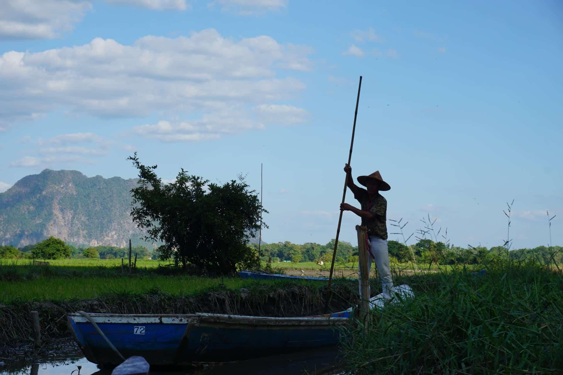 Hpa-An Reisfelder