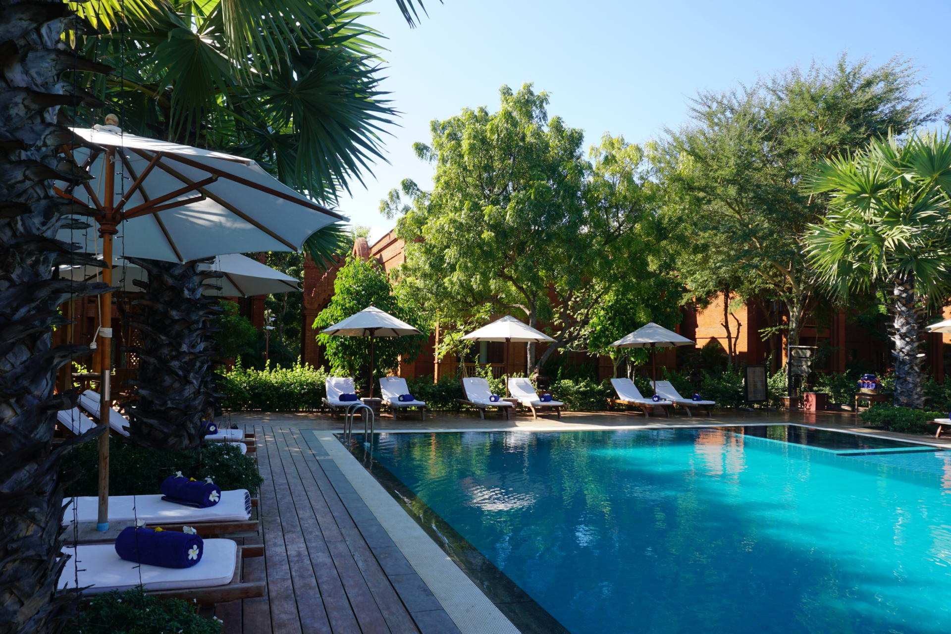 Heritage Bagan Hotel Pool