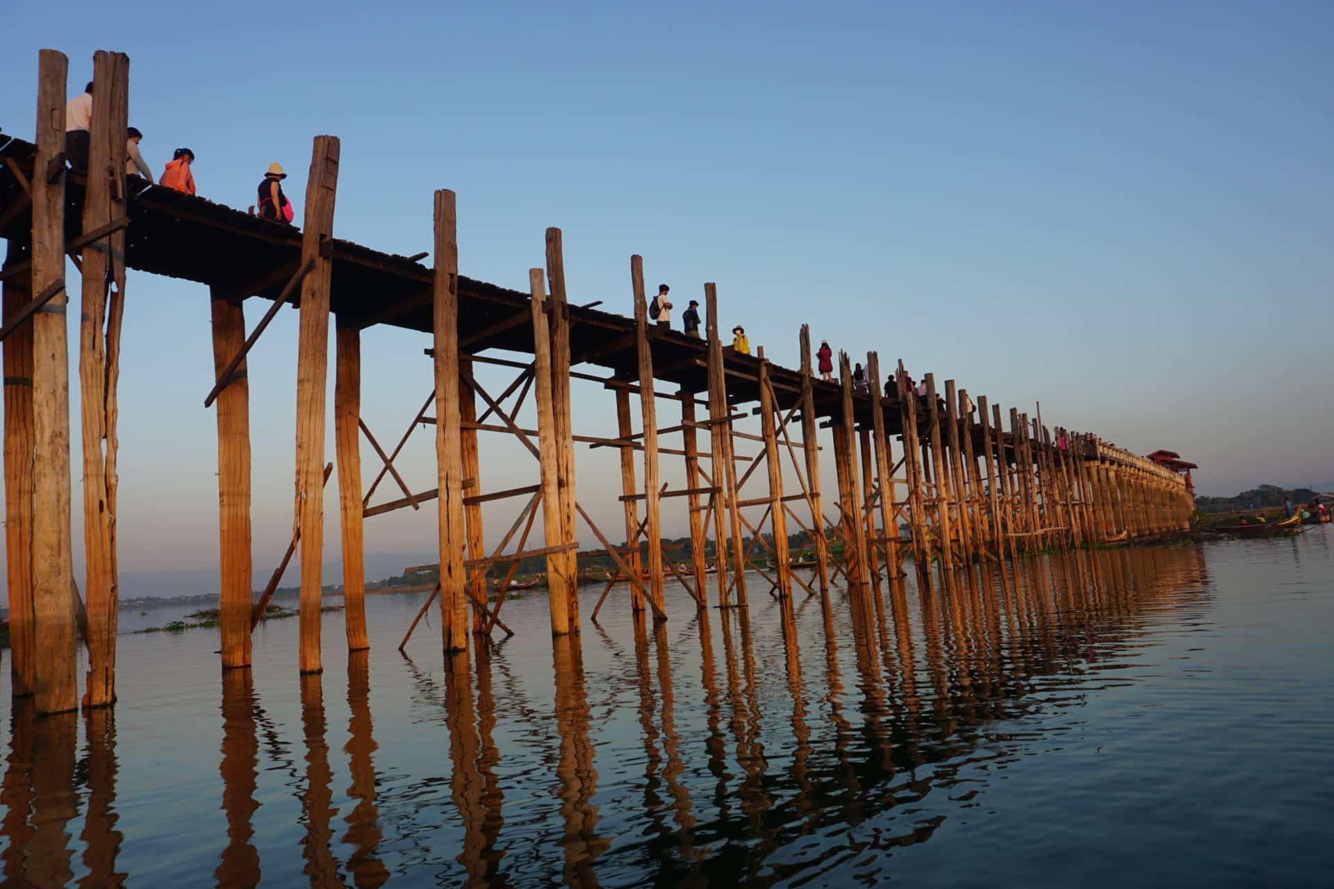 U-Bein-Brücke
