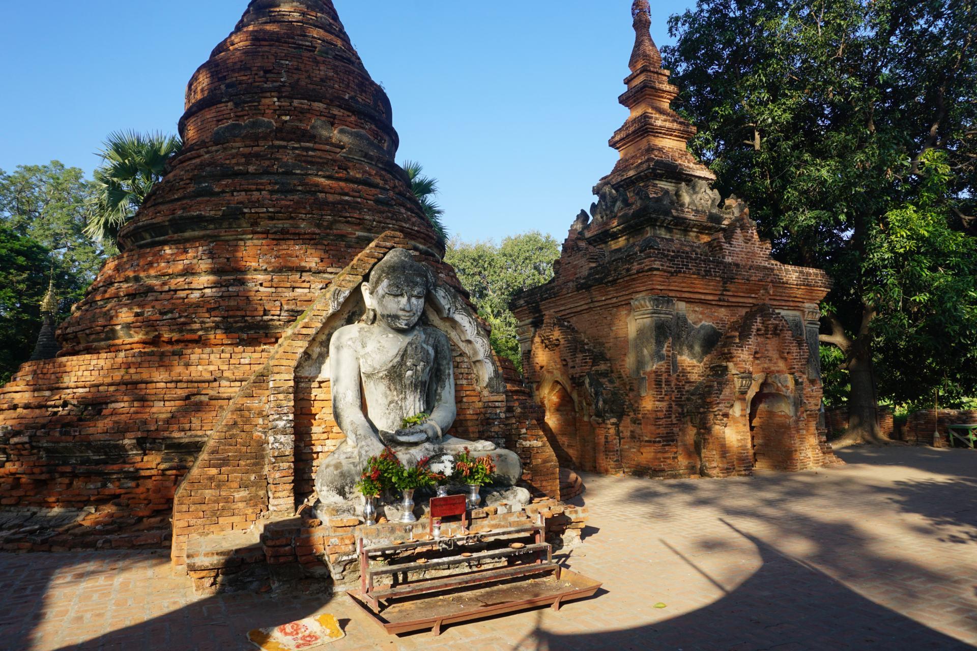 Yadana Hsmee Pagode Inwa Mandalay