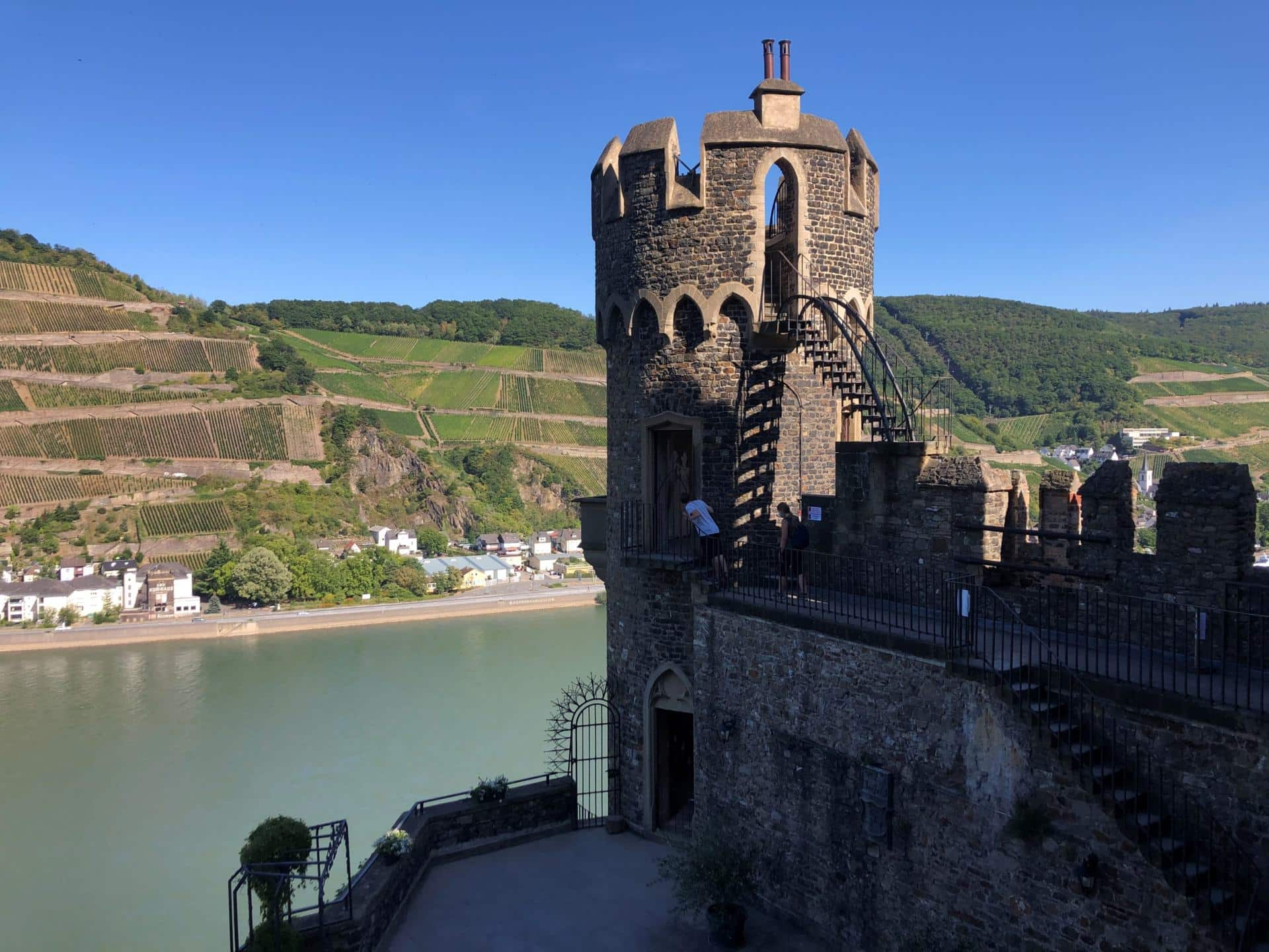 Burg Rheinstein - Burgen am Rhein