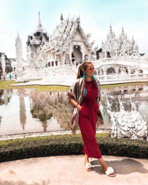 Travelbuddyanna White Temple Chiang Rai